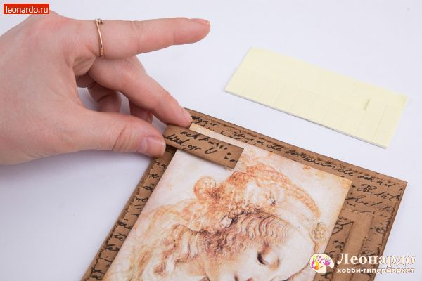 Надписью люблю, почтовые открытки леонардо